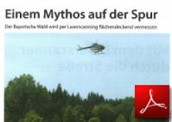 Business Geomatics<br /> Scan Bayerischer Wald