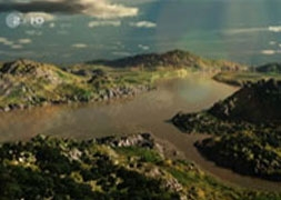 ZDF TerraX Fluss<br /> Deutschland von Oben 2