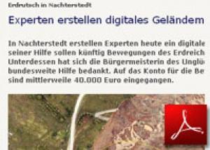 Radio MDR Sachsen-Anhalt<br /> Digitales Geländemodell